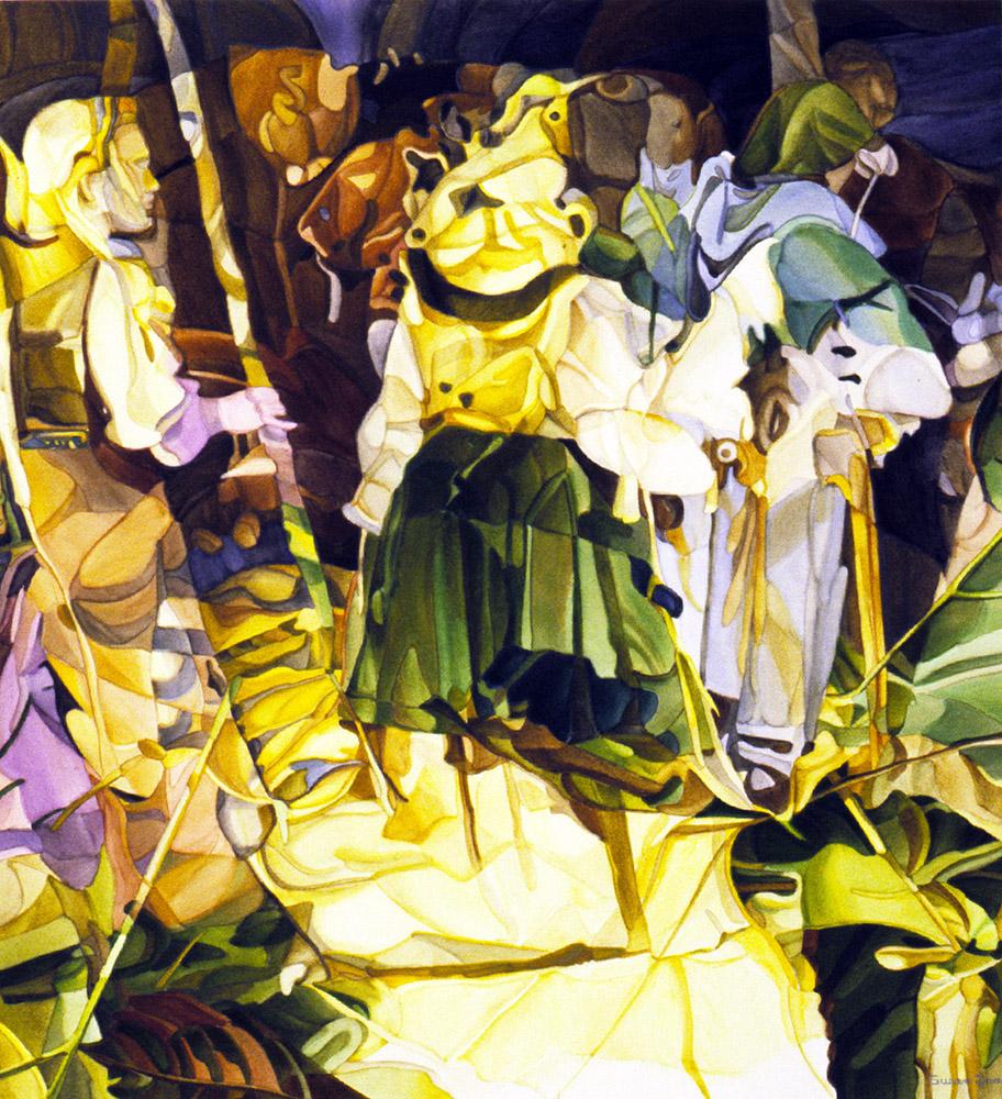 Carnival #3, 1993