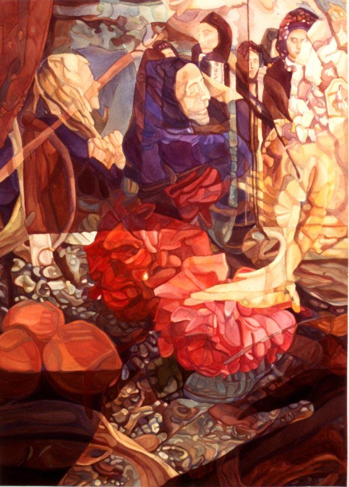 Sea Chant, 1995